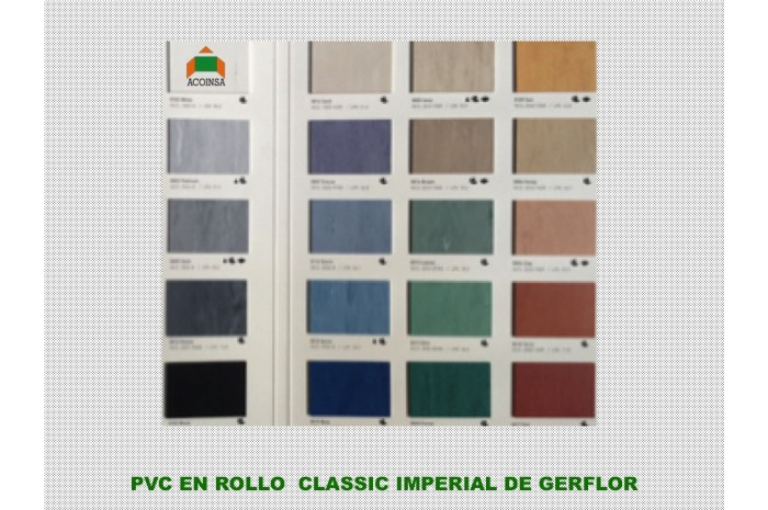 PVC HOMOGENEO CLASSIC IMPERIAL GERFLOR