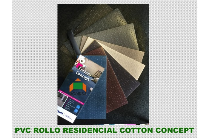 PVC ROLLO COTTON CONCEPT TARKETT RESIDENCIAL