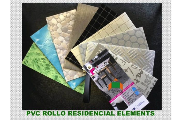 PVC ROLLO ELEMENTS TARKETT RESIDENCIAL